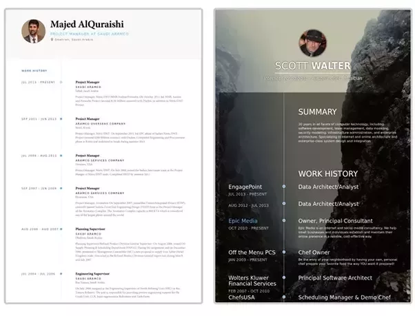 Online resume builder for freshers