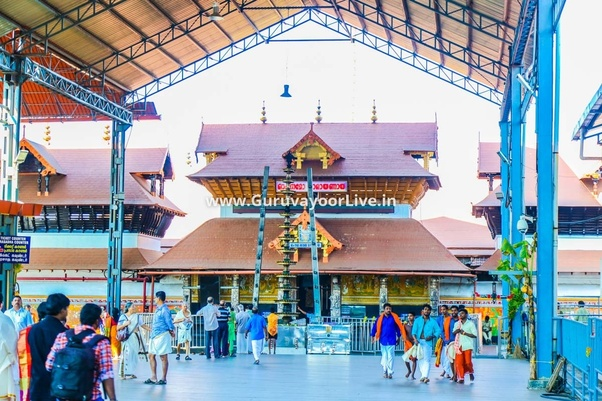 Image result for guruvayur temple
