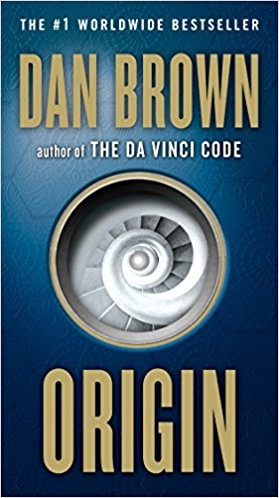 I Would Like To Download Pdf Copy Of Dan Brown S Novel Origin Where