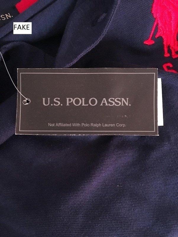 How To Spot Fake Polo Assn Shirts Quora