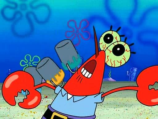 Does SpongeBob use bad words? - Quora