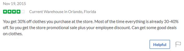 What kind of employee discount does Ralph Lauren offer? - Quora