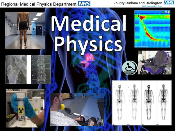 Can those with graduate degrees in Medical Physics become a