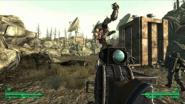 How does Fallout 4 compare to Fallout 3? - Quora
