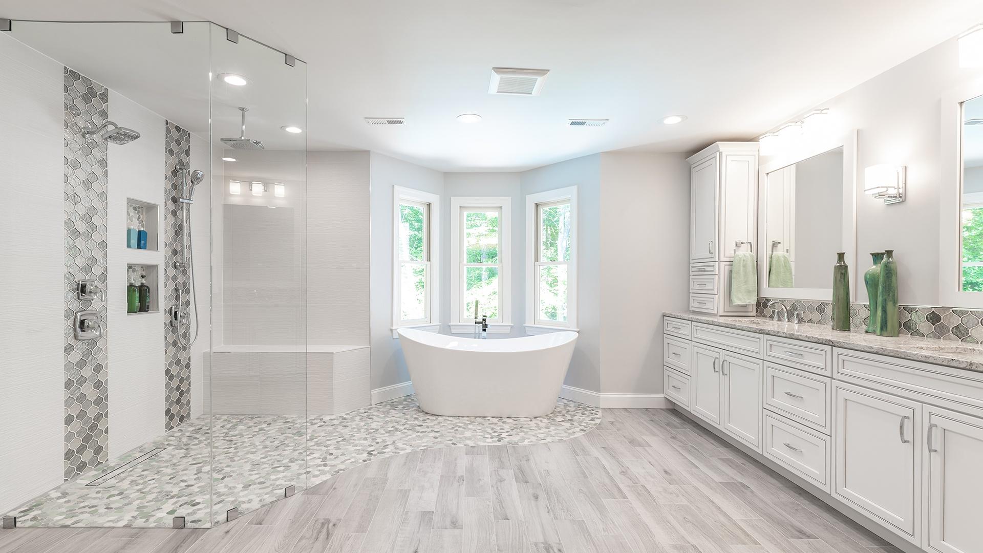 Completing Bathroom Remodel Tasks, Bathroom Remodel Order Of Tasks