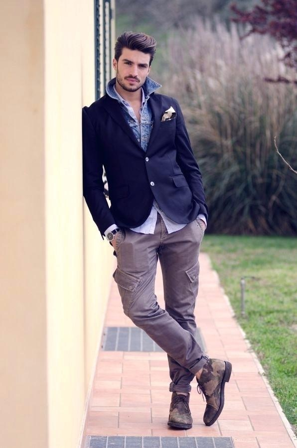 Retailer Online You Can See Variations Of The Color Combo Whether Dressed Up Or Down For A Casual Look It Looks Great With Brown Belt And Shoes