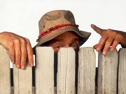 Does Wilson Ever Show His Face On Home Improvement Tv Series Quora