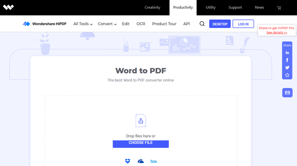 How to combine Word documents into one PDF file - Quora