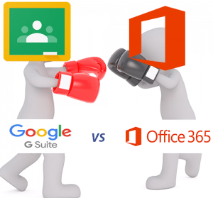Which is the best, a G suite or an Office 365 business? - Quora