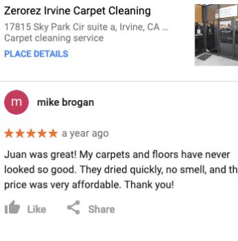 Should I use Zerorez cleaning services
