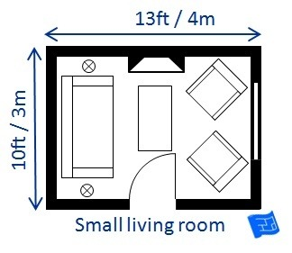 average size living room what is the average size of a living room quora 12704