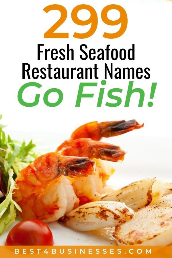 What are some great name ideas for a seafood restaurant? - Quora