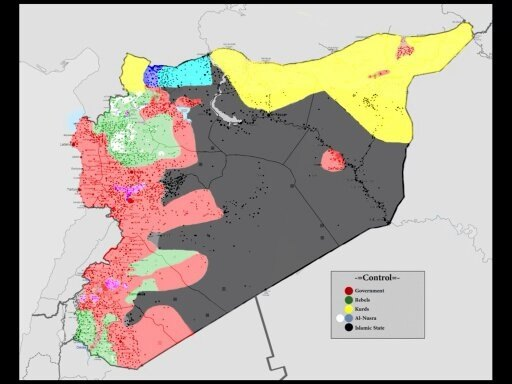 How will Syria and Iraq look in January 2017 Quora