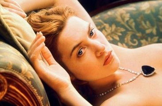 At the end of titanic why does rose throw away the necklace quora here best replica titanic heart d aloadofball Image collections