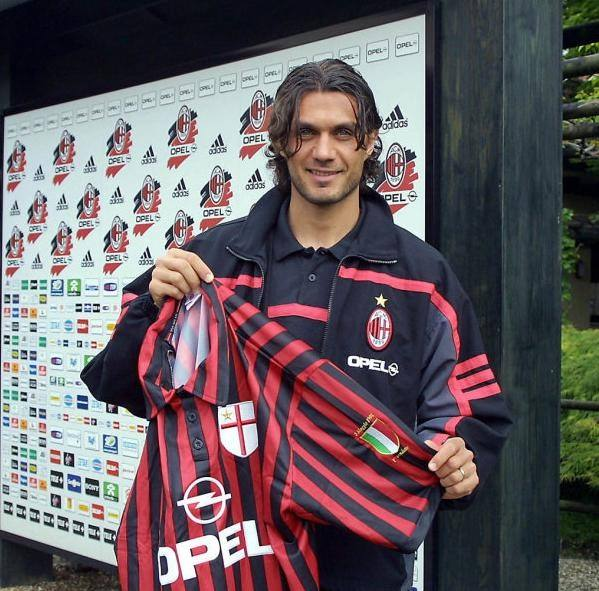 Maldini s jersey is semi-retired if one of his sons play for AC Milan they  can wear the jersey. Also Argentina Football Federation tried to retire ... 23b6caf6c