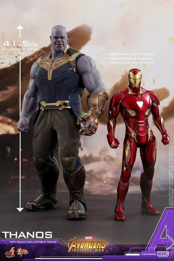 How Tall Is Thanos In Marvel Cinematic Universe Quora