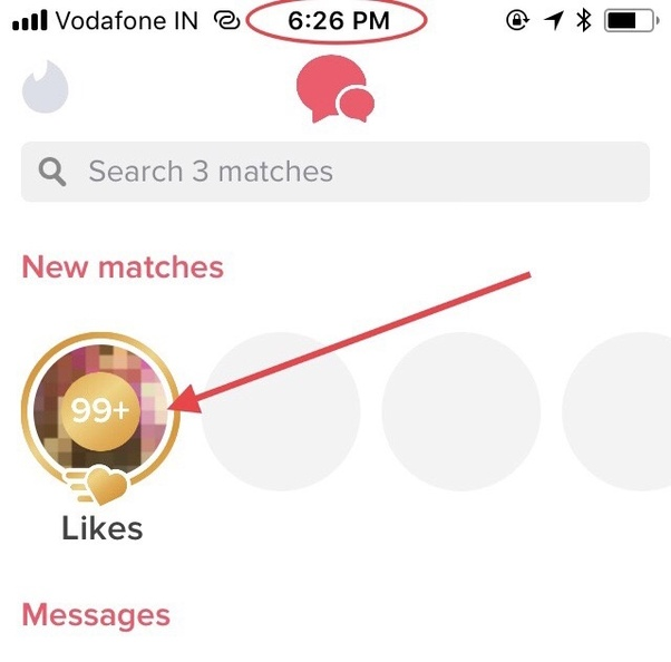 How does the Tinder algorithm work? Is there some logic to increase