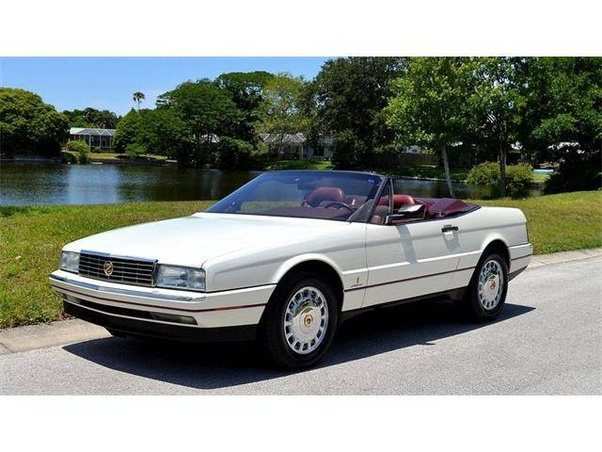 In The Late 80u0027s One Of The Most Unique Cadillacs Was Brought To Market,  The Allante: