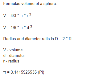 What is the volume of a hollow sphere? - Quora
