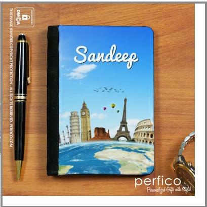 Where can I find custom passport covers made in Mumbai? - Quora