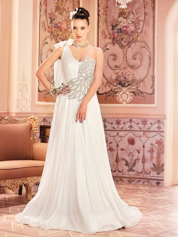 e19172928 Here is some of the best designs of party wear dresses you will find at  Mirraw