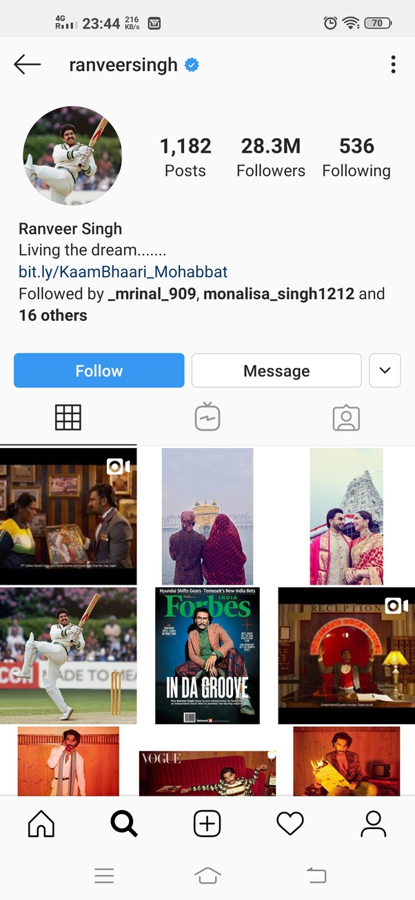 top 3 instagram followers in india Who Is The Most Followed Indian In Instagram Quora