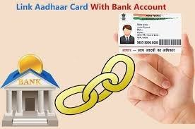 Can I link my Aadhaar to multiple bank accounts? - Quora Application Form For Linking Aadhaar Card With Bank Account on