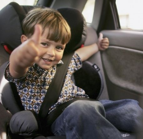 What are the laws regarding child seats and taxi cabs? Are kids ...