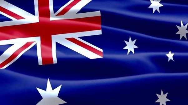 what does australia u0026 39 s flag look like
