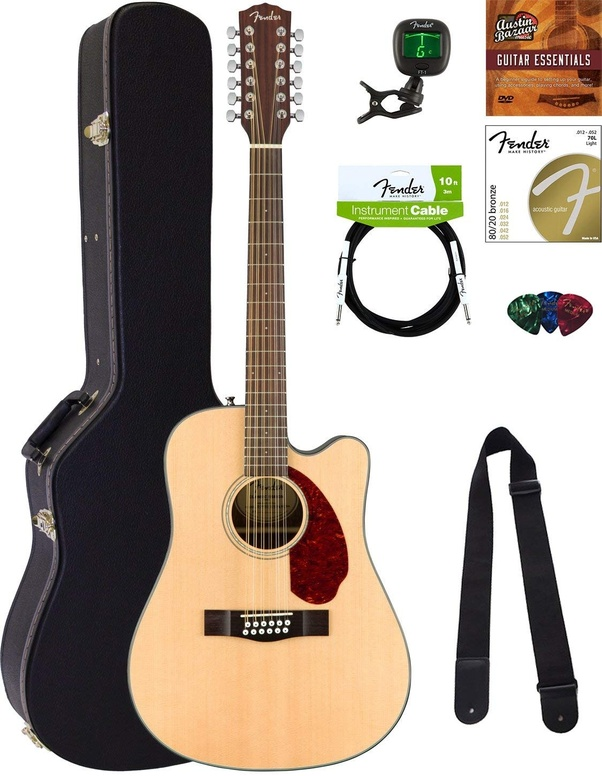Price 400 Fender CD 140SCE 12 Dreadnought Acoustic Electric Guitar