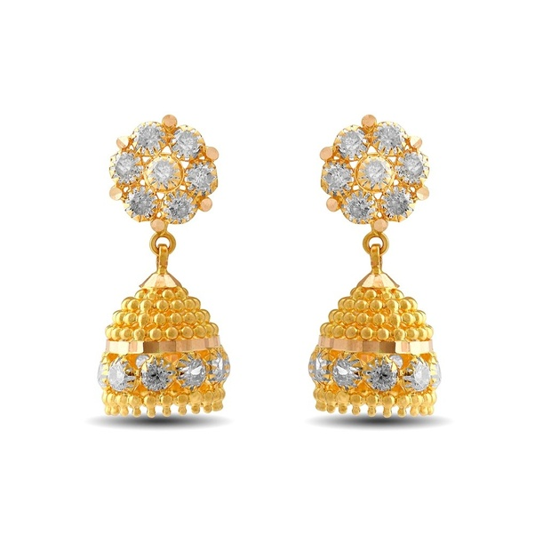 What is the history behind jhumka earrings? - Quora