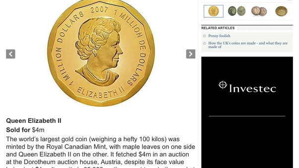 How much is this Elizabeth II coin worth? - Quora