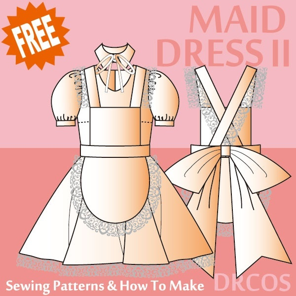 What are some ideas for a maid costume? - Quora