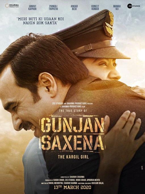 What Is Your Review Of Gunjan Saxena The Kargil Girl 2020 Movie Quora