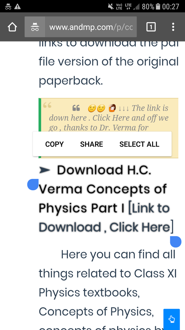 Where can i find hc verma volume 2 pdf with all pages quora answer wiki fandeluxe Images