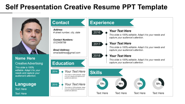 what is the best resume template that impressed you the