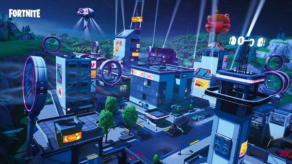 Why did Epic Games remove Tilted Towers and pump shotguns
