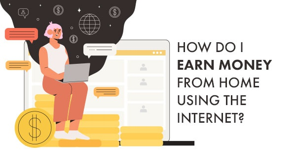 how to earn using internet how to make money with bitcoin stock