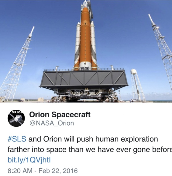How large will a spacecraft have to be for the long trip to Mars? - Quora