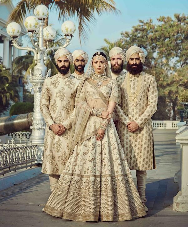 673cfc6e54d71d Get Wedding Lehenga Choli Online at affordable rates from panache haute.  The have the best stuff. They provide worldwide shipping. You can order for  wedding ...