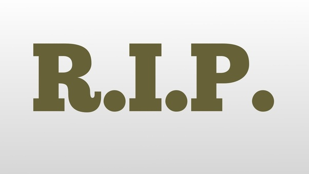 What is the full form of RIP? - Quora