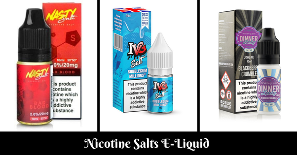 What are the best Nicotine salts E juice Flavors? - Quora