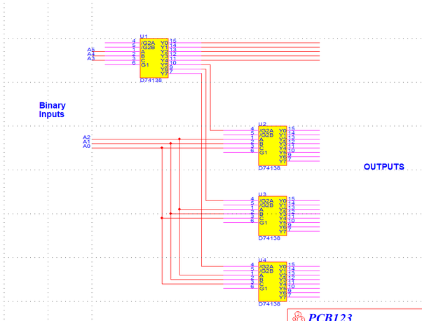 Using logisim how would one design a 32 to 1 multiplexer using only similar can be done for analog multiplexer ccuart Image collections