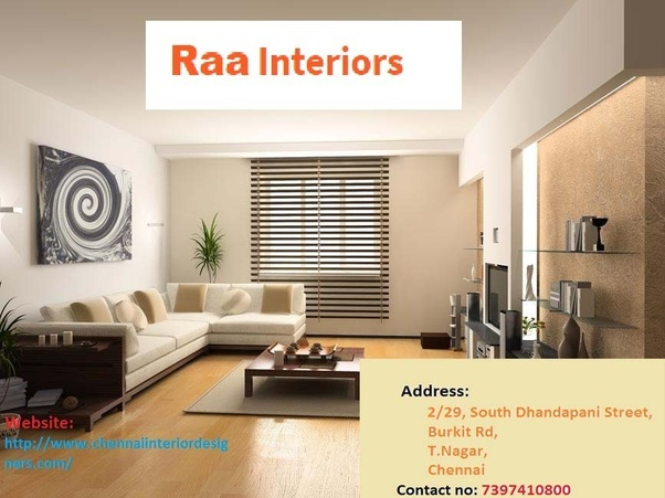 We Offers Best Home Interior Designing In Chennai Provide A Quality Of Designs At Low Cost