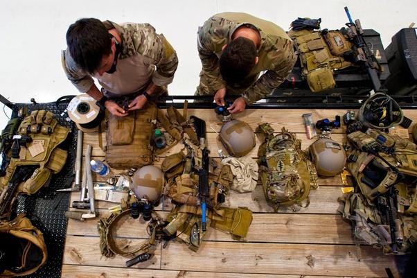 Do Navy SEALs get better equipment than Delta Force? - Quora