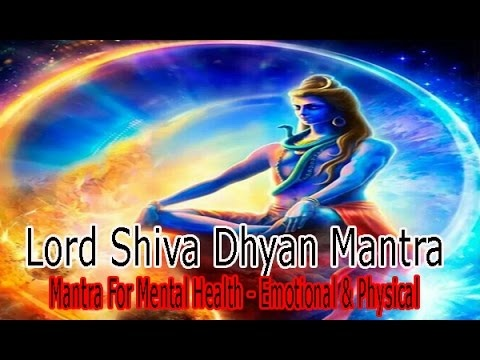 Shiva Mantras Chants To Overcome Sorrow Pain And Much More