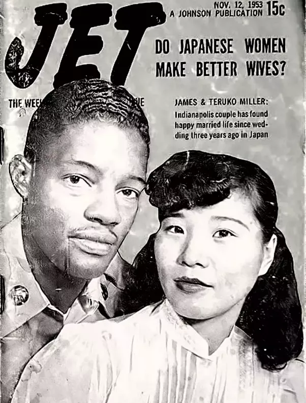 Japanese Sex Black Man