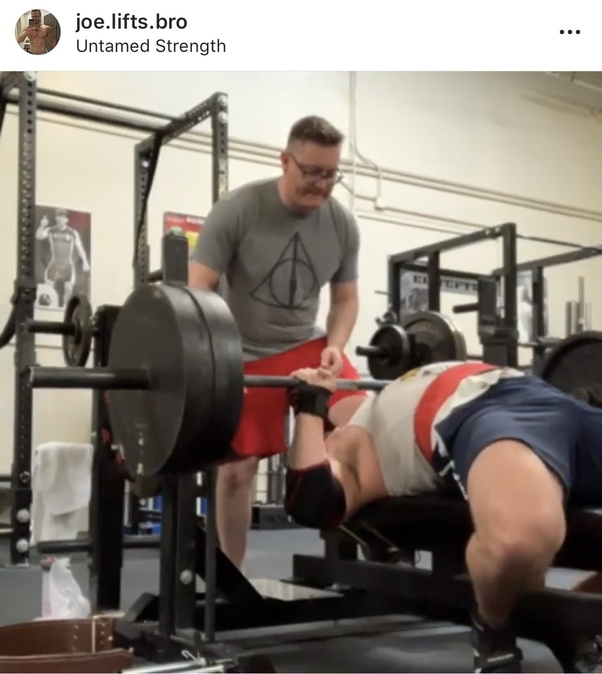 What is more impressive, a 500-pound benchpress or an 800-pound