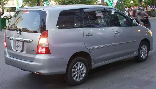 Why Is The Toyota Innova Not Sold In The Usa If Ever