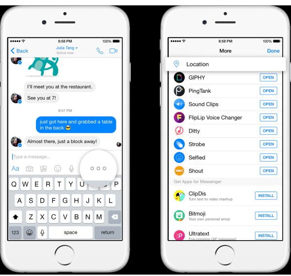 facebook messenger lite app apk 1.1